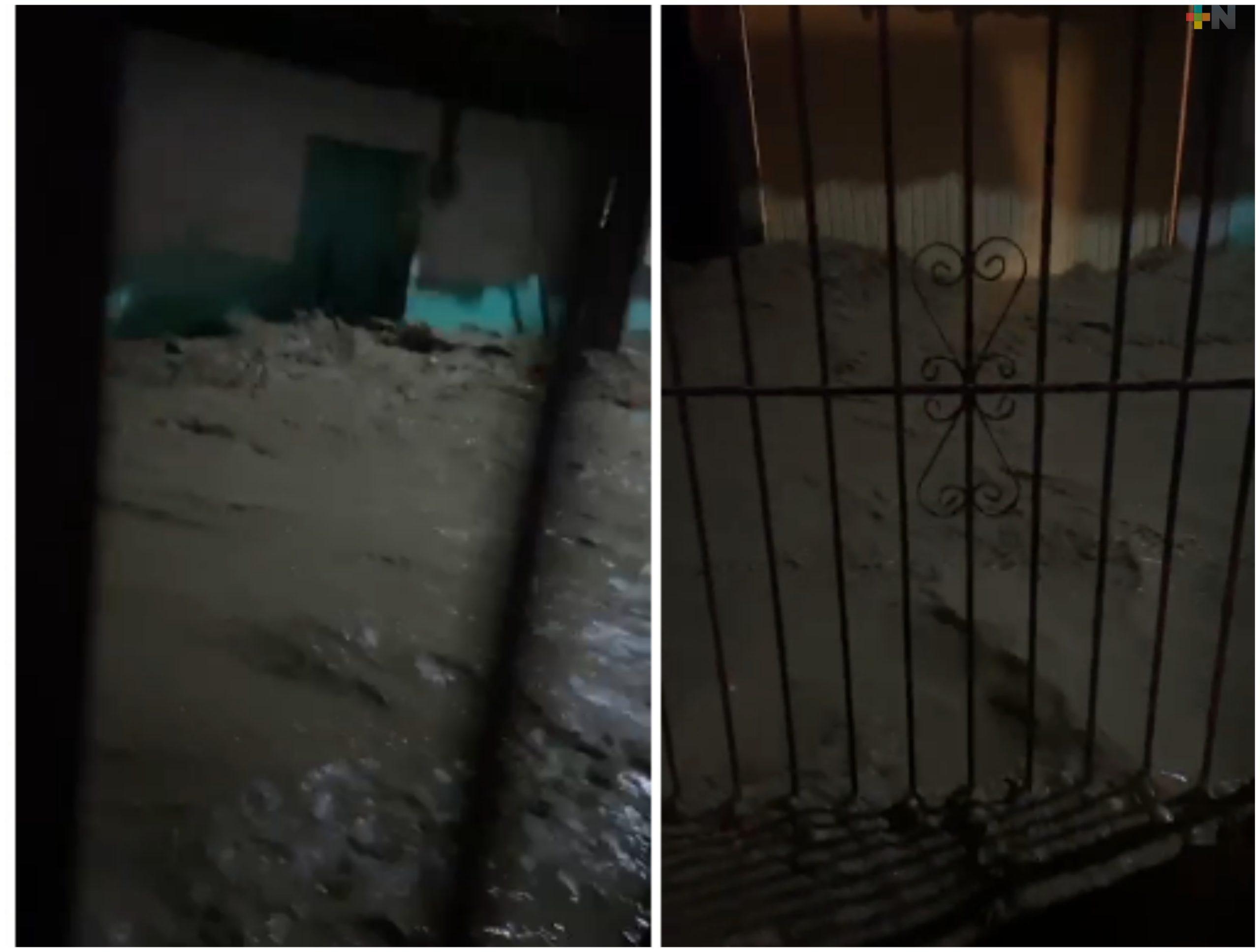 Lluvias dejan afectaciones en 11 municipios y tres personas fallecidas en municipio de Filomeno Mata