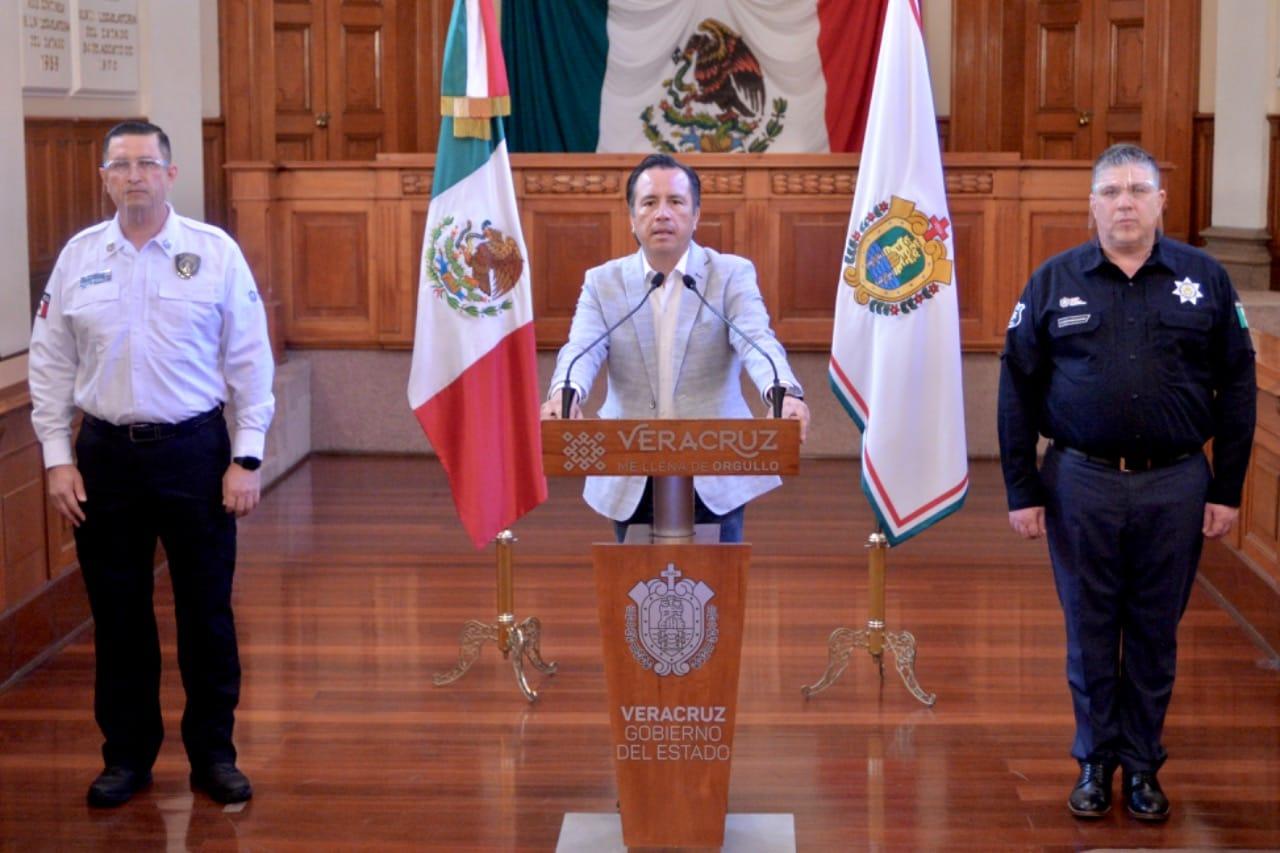 118 mil 547 acciones en transporte público y distribución de desinfectante para mitigar contagios por COVID-19: Gobernador