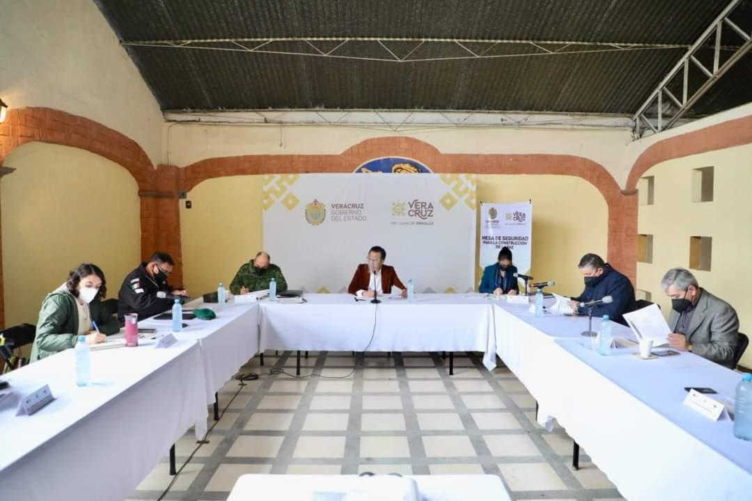 Gobierno Estatal reforzará operativos de seguridad en zona Martínez de la Torre-Altotonga: Cuitláhuac García