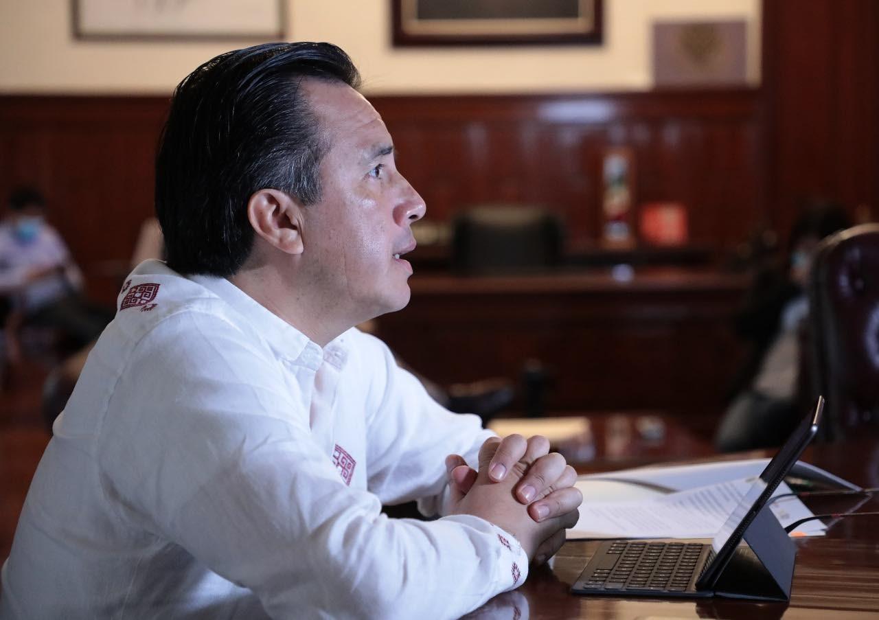 En Veracruz, el Programa del Istmo asegura el futuro de jóvenes profesionistas: gobernador Cuitláhuac García