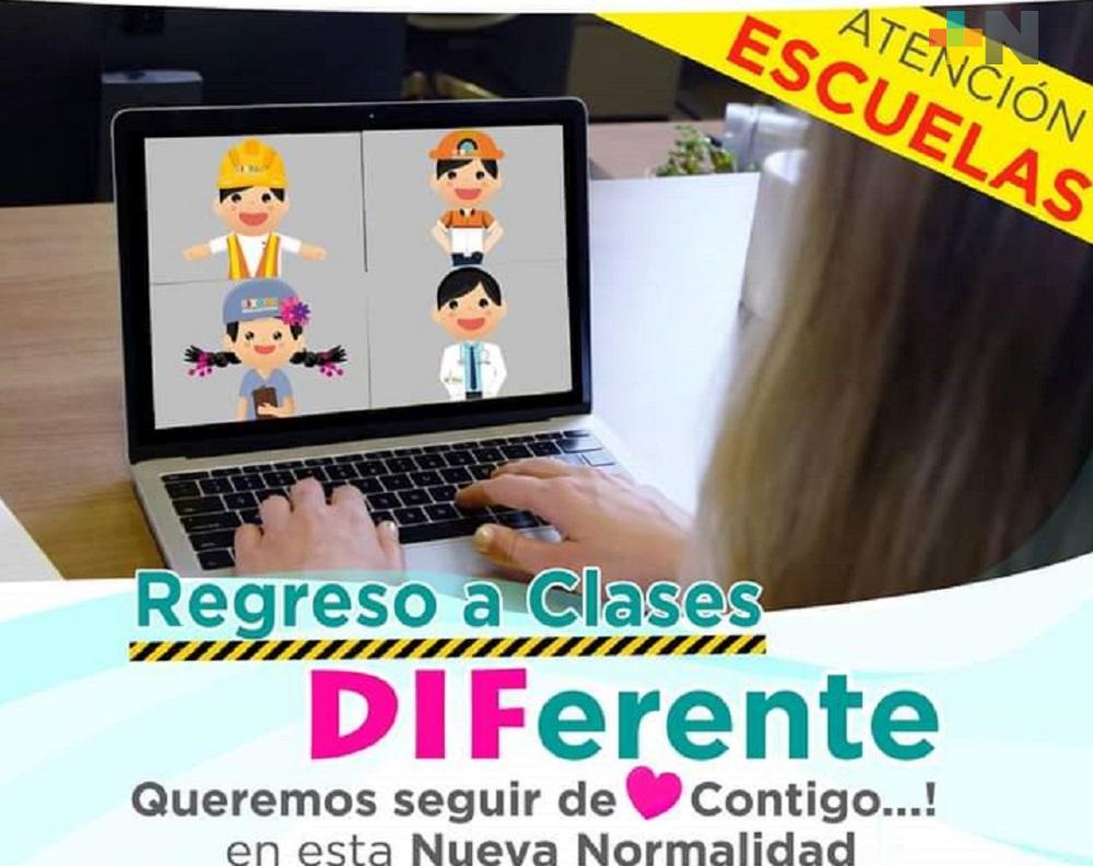 DIF de Ixtaczoquitlán anuncia su programa «Regreso a clases diferente»