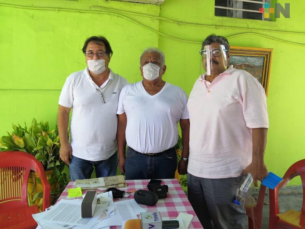 Extrabajadores portuarios de Veracruz, reviven esperanza de que se les haga justicia por requisa en 1991