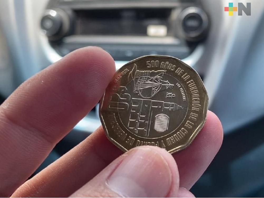 Emitirán monedas para conmemorar Bicentenario de la Independencia