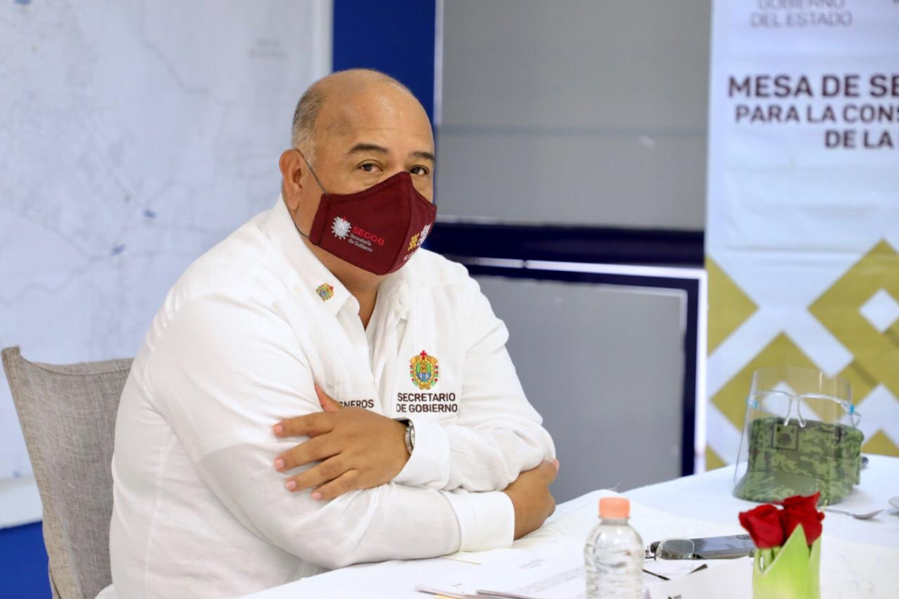 Garantiza gobierno de Veracruz funcionamiento óptimo de planta de Laguna Verde: Eric Cisneros