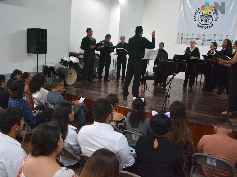 Escuela Libre de Música del IVEC impartirá cursos mediante una plataforma multimodal