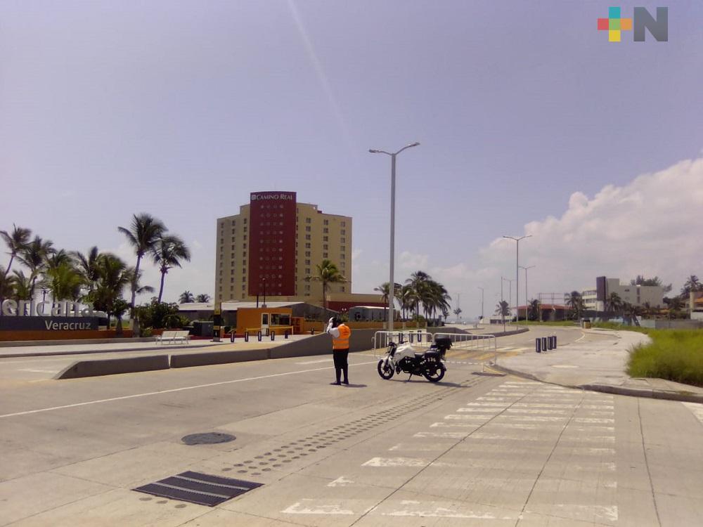 Este fin de semana, Veracruz puerto y Boca del Río cerrarán calles y avenidas