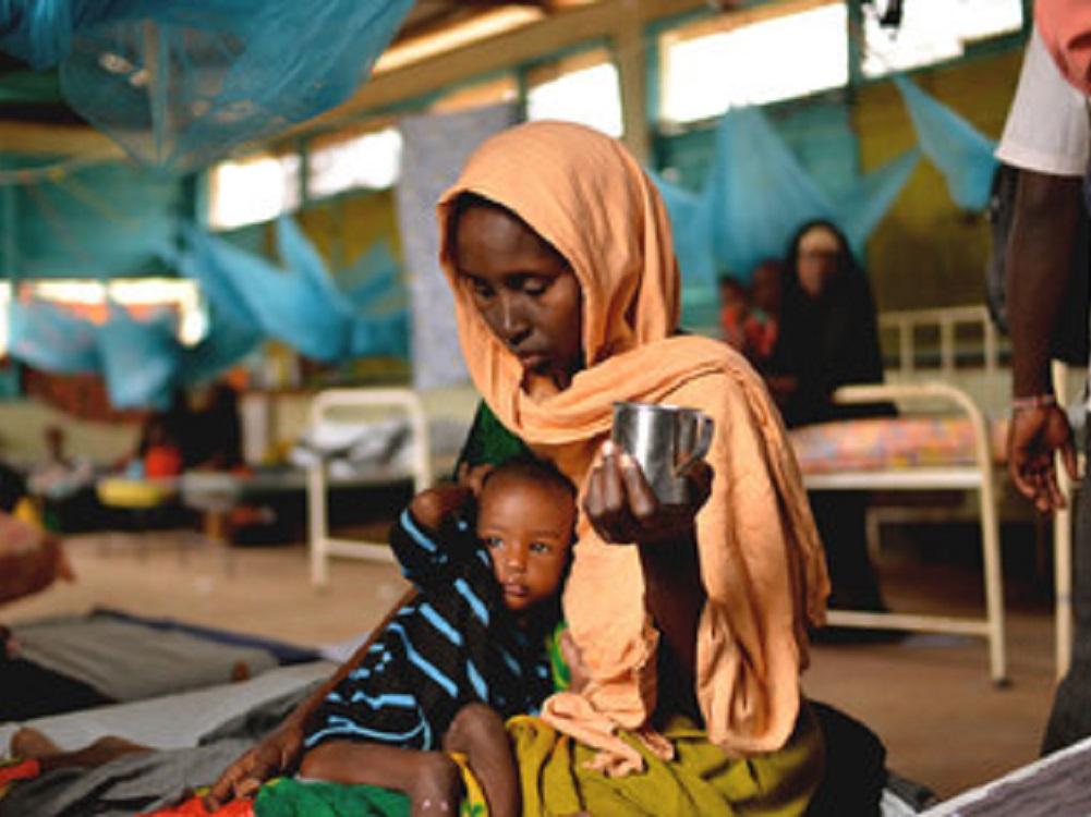 Falta de fondos pone en peligro a 2,7 millones de refugiados en el este de África