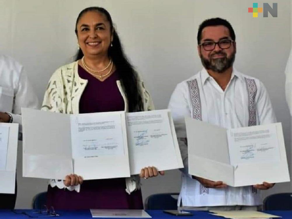 Habrá nuevo campus de la UV en municipio de Agua Dulce