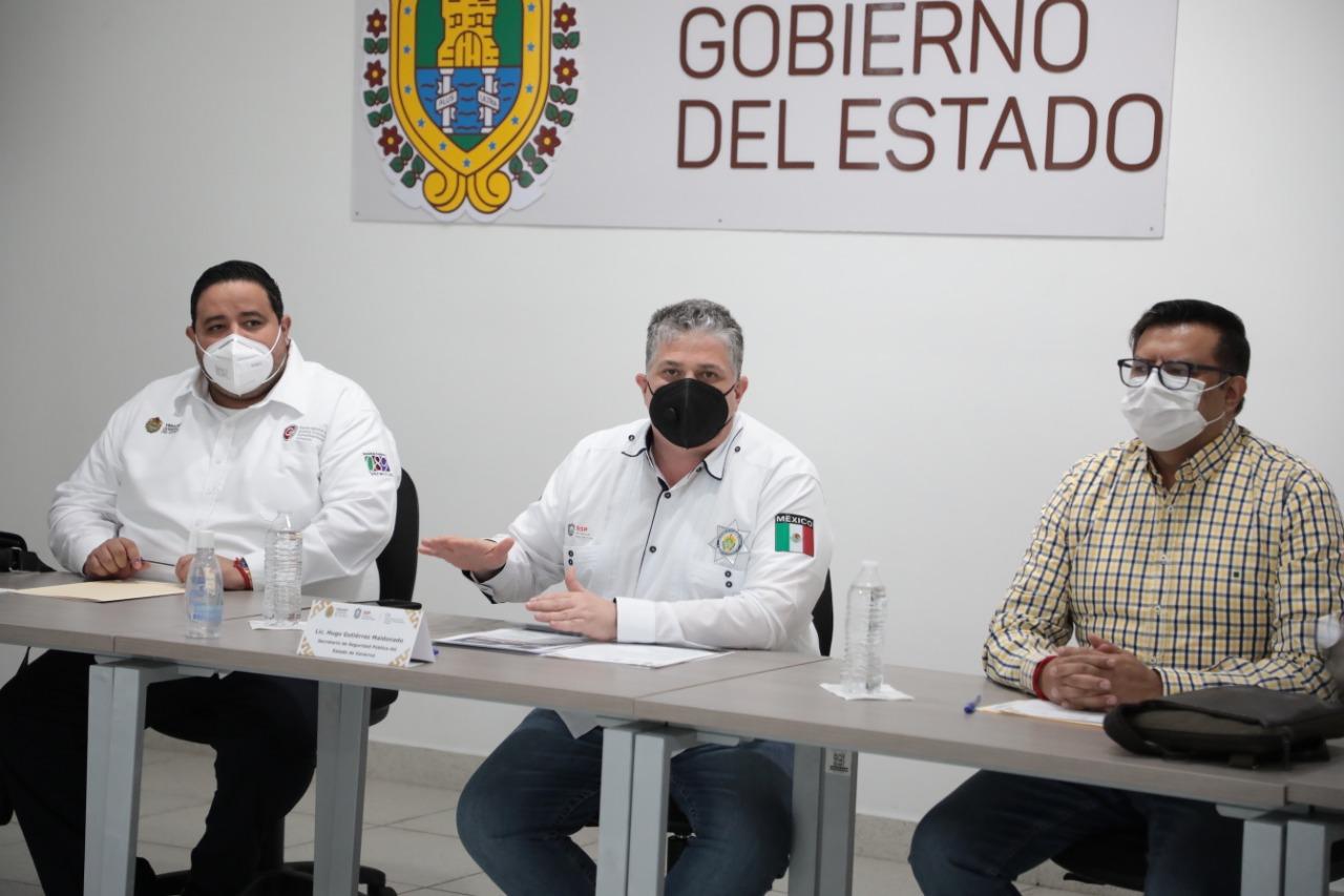 """SSP presentó a cámaras de comercio el programa de """"Alerta Empresarial"""""""