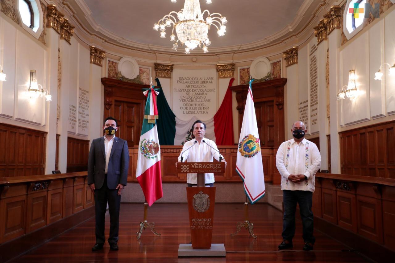 Gobierno del Estado transferirá a municipios recursos del FEIEF para apoyarlos ante emergencia sanitaria