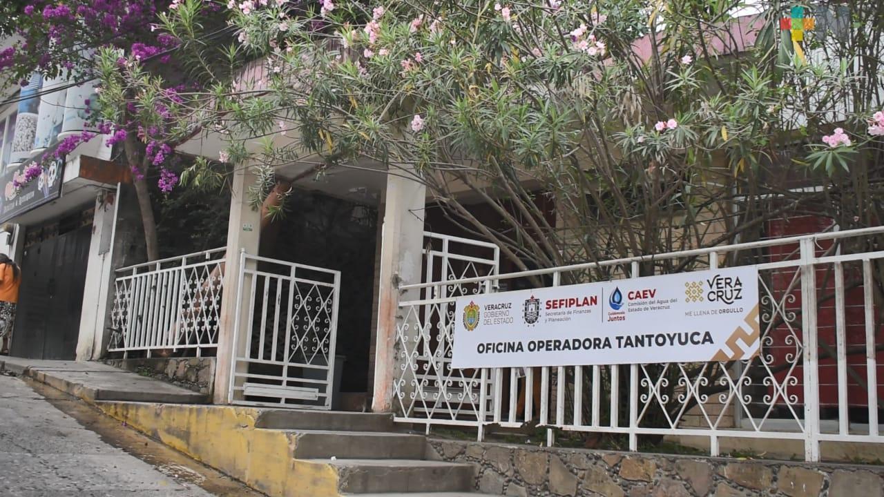 Relevan a enlace de la CAEV en Tantoyuca