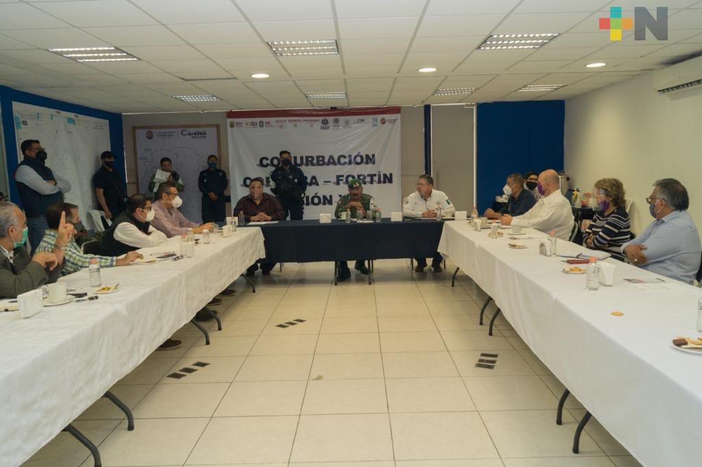 Reconoce empresariado de Córdoba-Orizaba respaldo del Gobierno Estatal en materia de seguridad