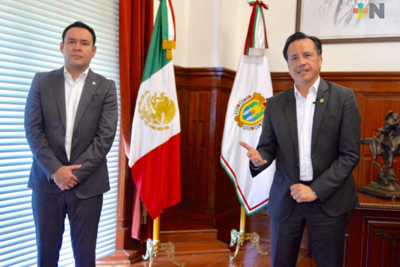 Listo nuevo pago de deuda a 80 proveedores del Gobierno Estatal: Cuitláhuac García