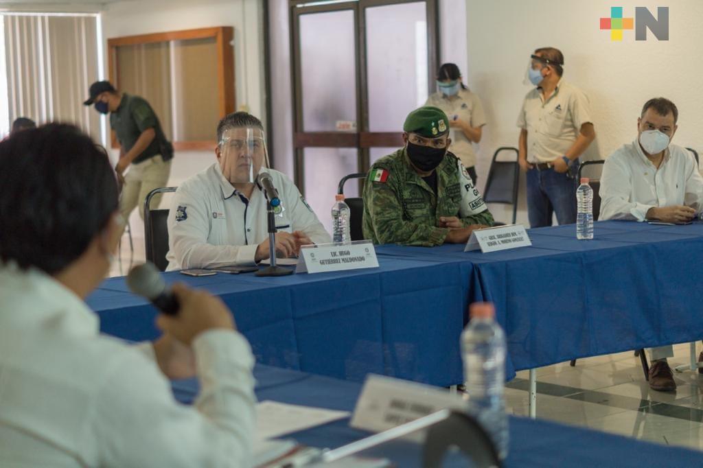 Estrategia de Seguridad Pública para reducir incidencia delictiva ha dado resultados, destaca IP Coatzacoalcos