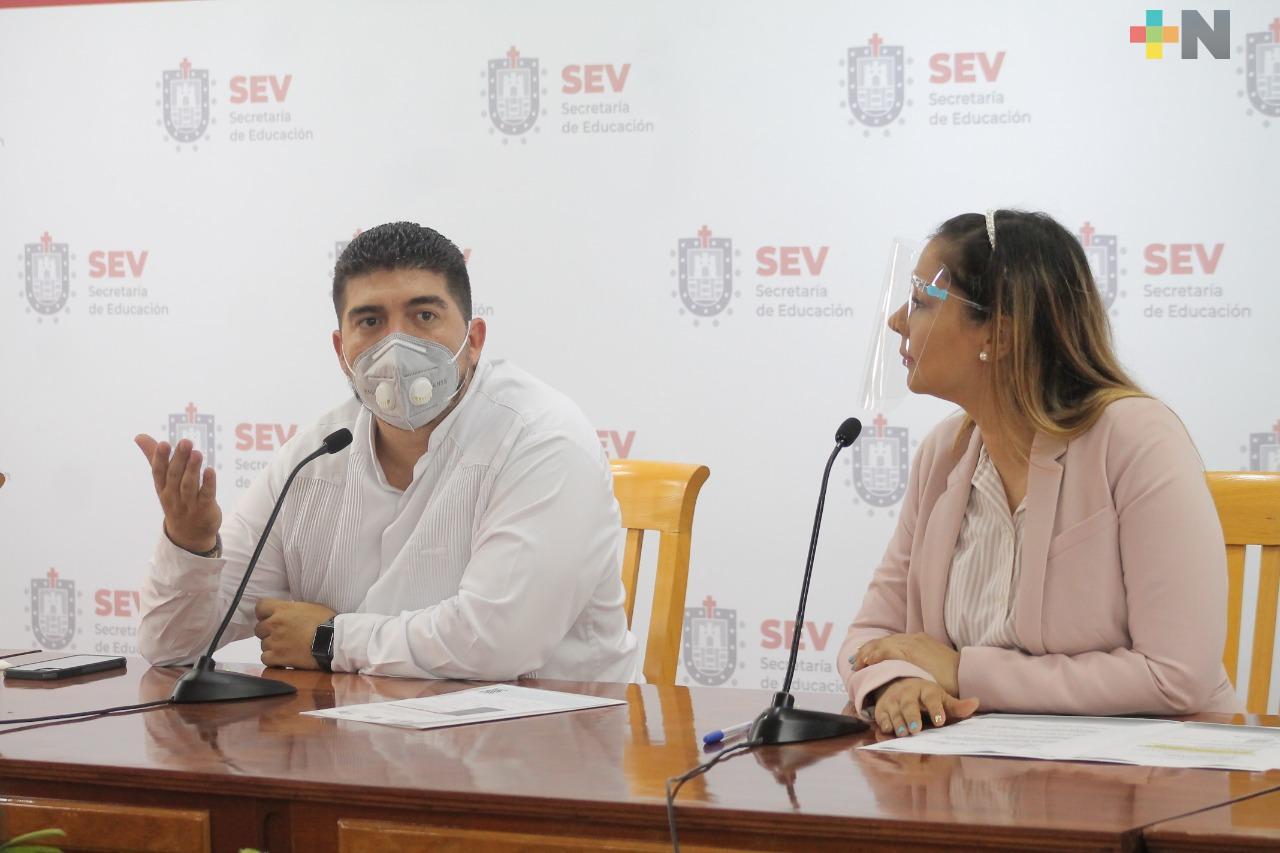 Presenta SEV nuevo Seguro de Vida Institucional para sus trabajadores
