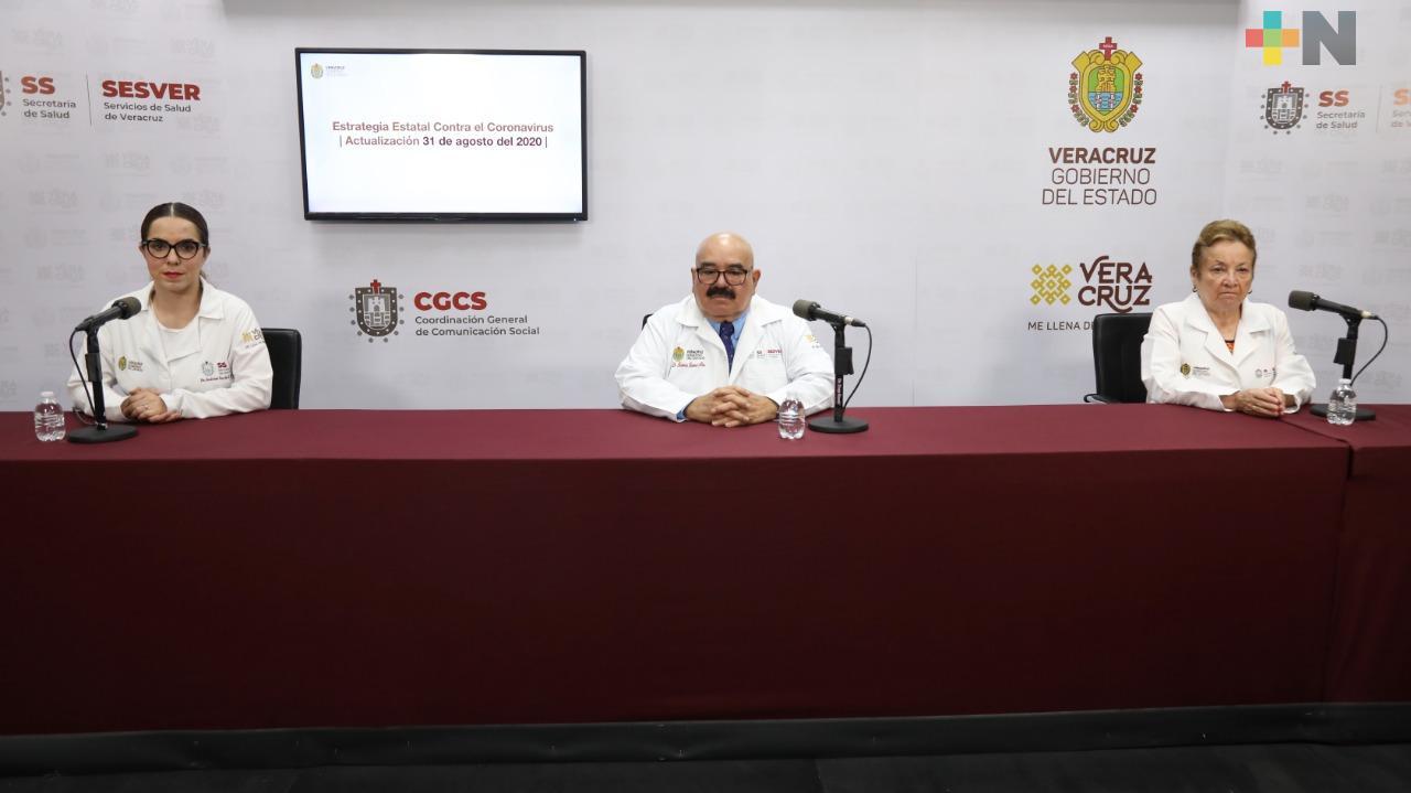 Población debe seguir cuidados aunque Veracruz esté en color amarillo de semáforo epidemiológico
