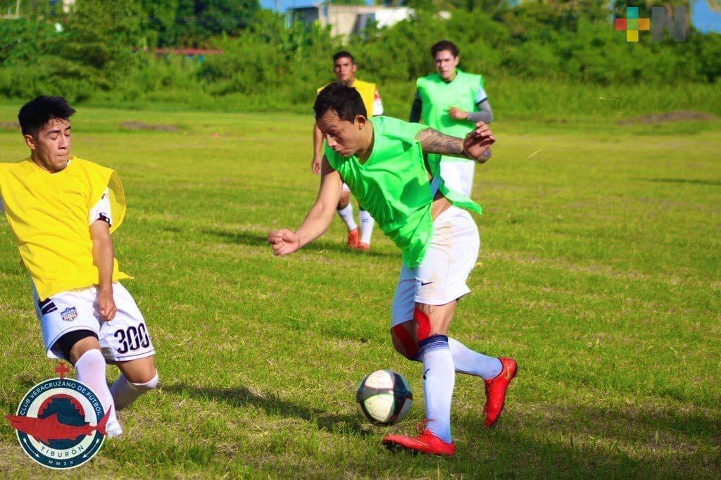 Inicia pre-visorias el Club Veracruzano de Futbol Tiburón