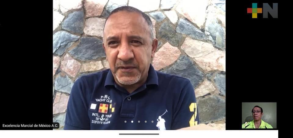 Sesionaron los referees que participaron en ISF World Schools Taekwondo Poomsae Virtual