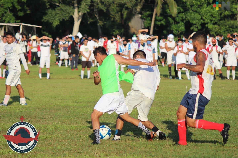 A finales de agosto, arrancaría pretemporada el Club Veracruzano de Futbol Tiburón