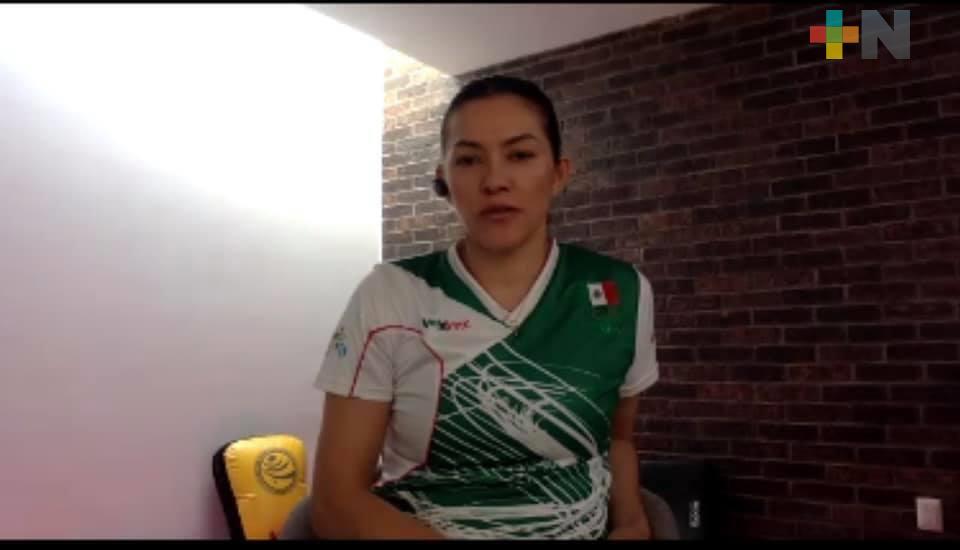Taekwondo veracruzano presente en la Súper Clase Virtual 2020