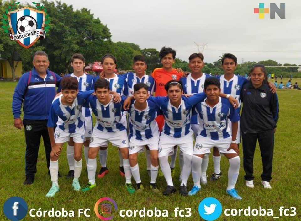 Córdoba FC regresó a la acción