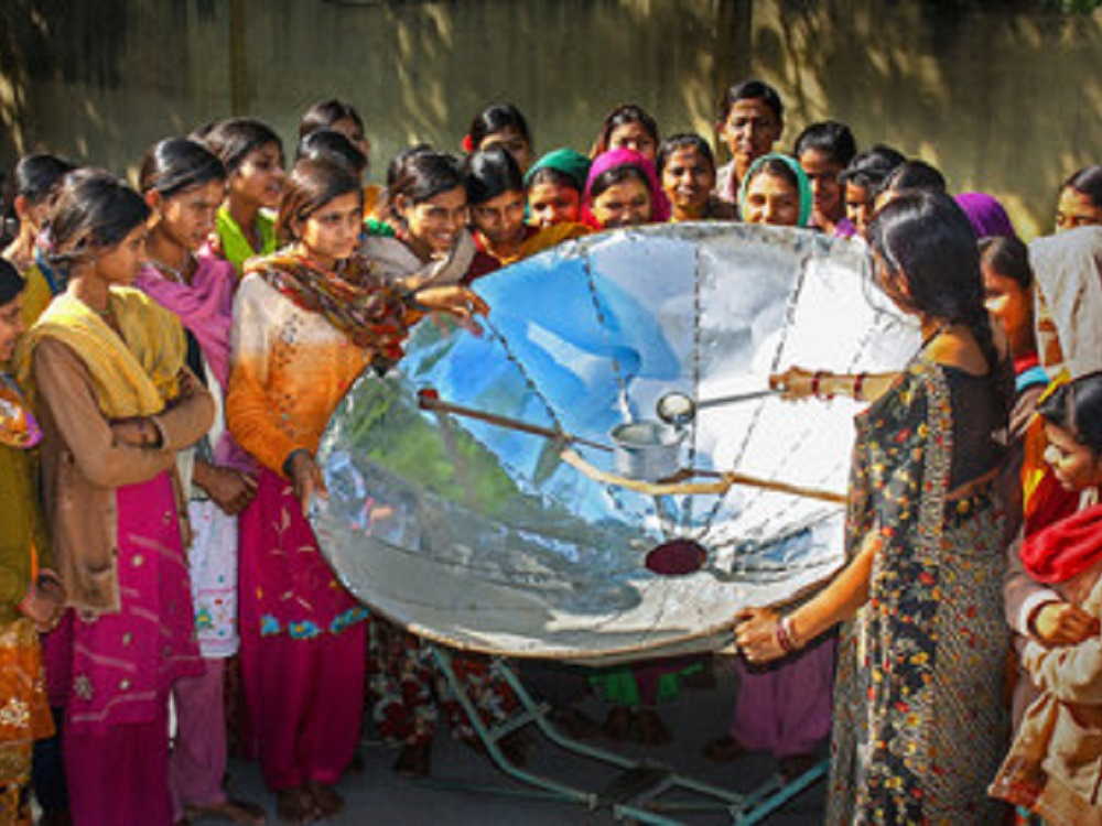 """India puede convertirse en una """"superpotencia mundial"""" contra el cambio climático: Guterres"""