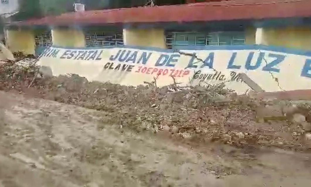 Chumatlán, Coyutla, Espinal, Filomeno Mata y Mecatlán continúan declarados como zona de desastre naturales