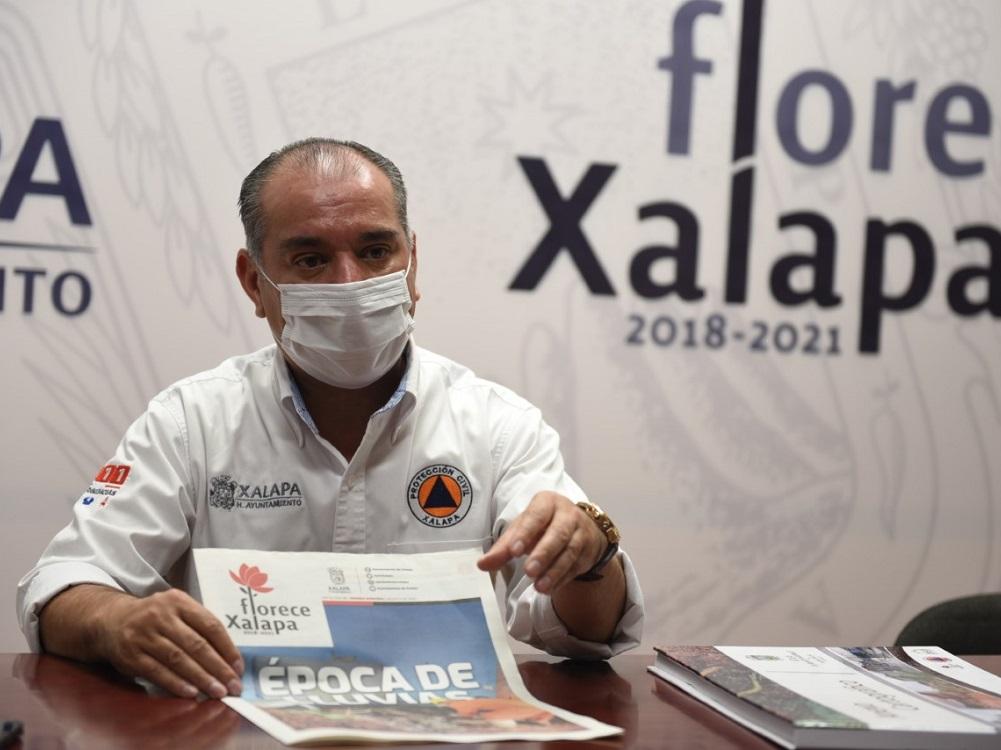 Xalapa cuenta con Atlas de Riesgo actualizado desde 2019