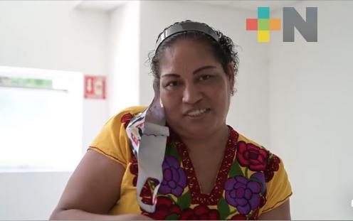 DIF estatal de Veracruz apoya a pacientes con cáncer
