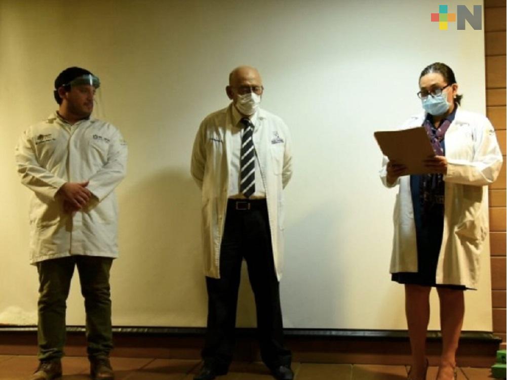 Jurisdicción Sanitaria XI con sede en Coatzacoalcos, se queda sin representante