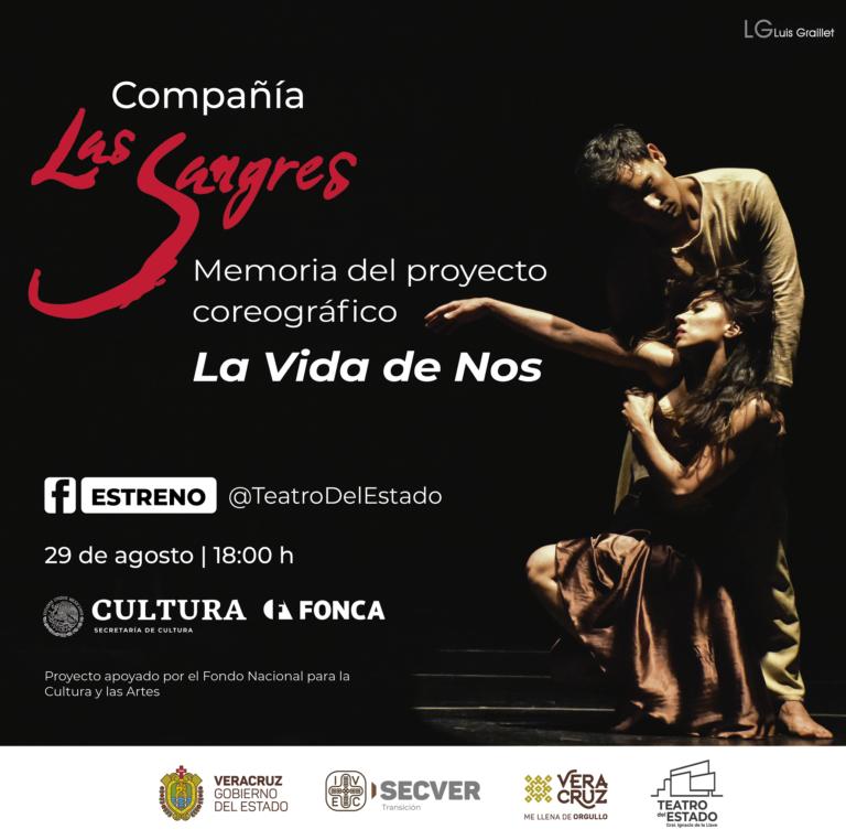 Presenta IVEC la memoria del proyecto coreográfico «La Vida de Nos»