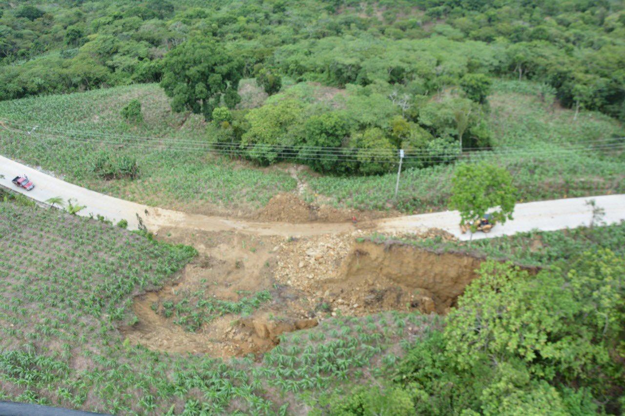 Poblados incomunicados e inundaciones de viviendas, mayores daños provocados por lluvias en Veracruz