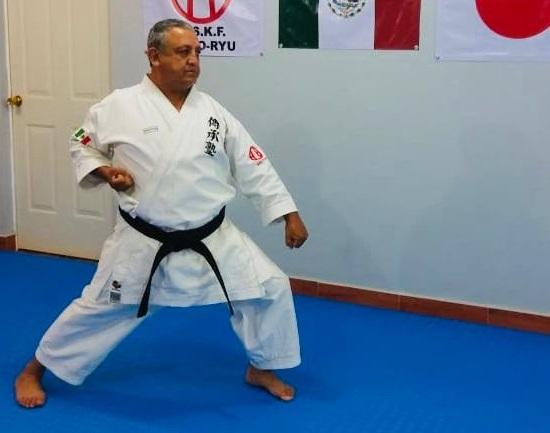 Mario Romero brilló en Torneo Nacional Virtual de Karate