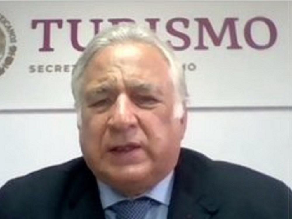 Sostiene secretario de Turismo reunión de trabajo con directivos del Consejo Nacional Empresarial Turístico