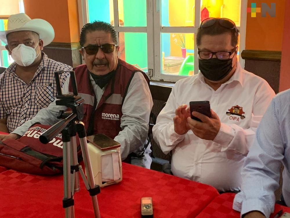 Militantes de Morena piden que elecciones de nuevo dirigente nacional sea de manera democrática