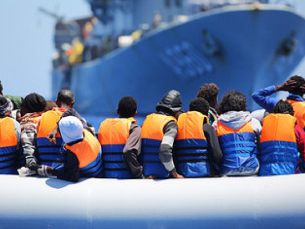 Mueren 45 migrantes en un nuevo naufragio