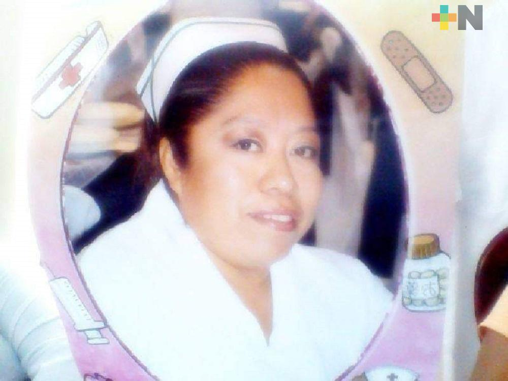 Muerte de enfermera a causa de COVID-19, consterna a personal del IMSS de Veracruz puerto
