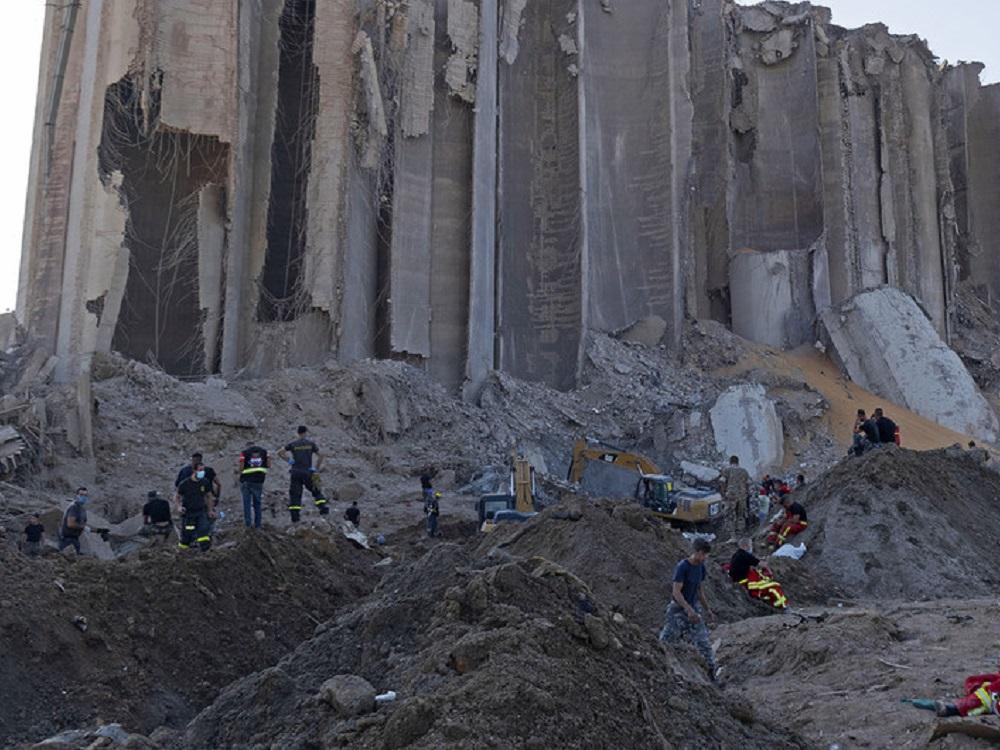 Naciones Unidas se moviliza para ayudar a Beirut tras la catástrofe