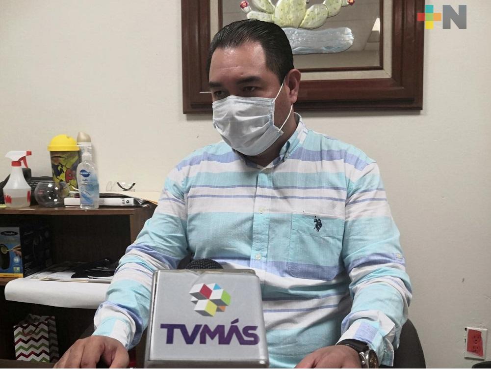 Personal de ayuntamiento de  Coatzacoalcos retomará  actividades hasta que semáforo marque verde