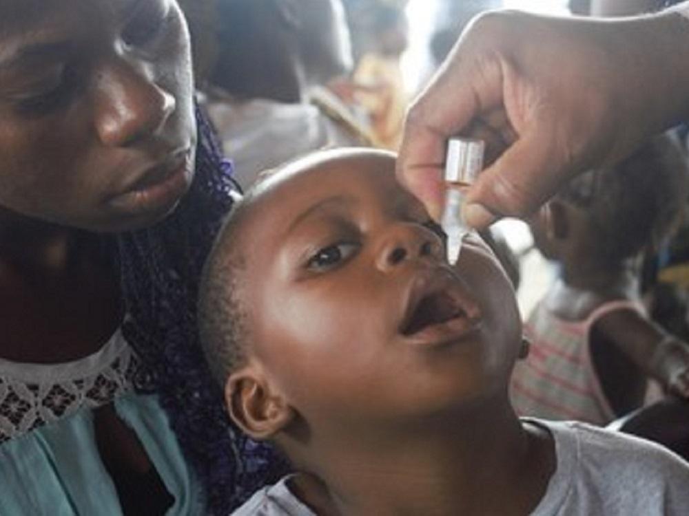 OMS declara a África libre de poliomielitis
