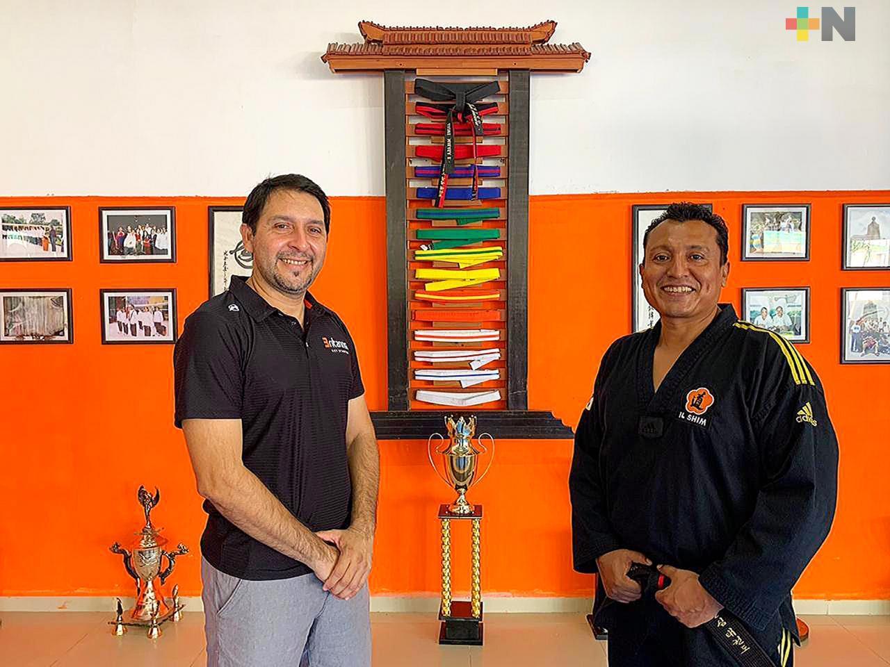 Britannia Sport Center es la nueva casa de Il Shim Taekwondo