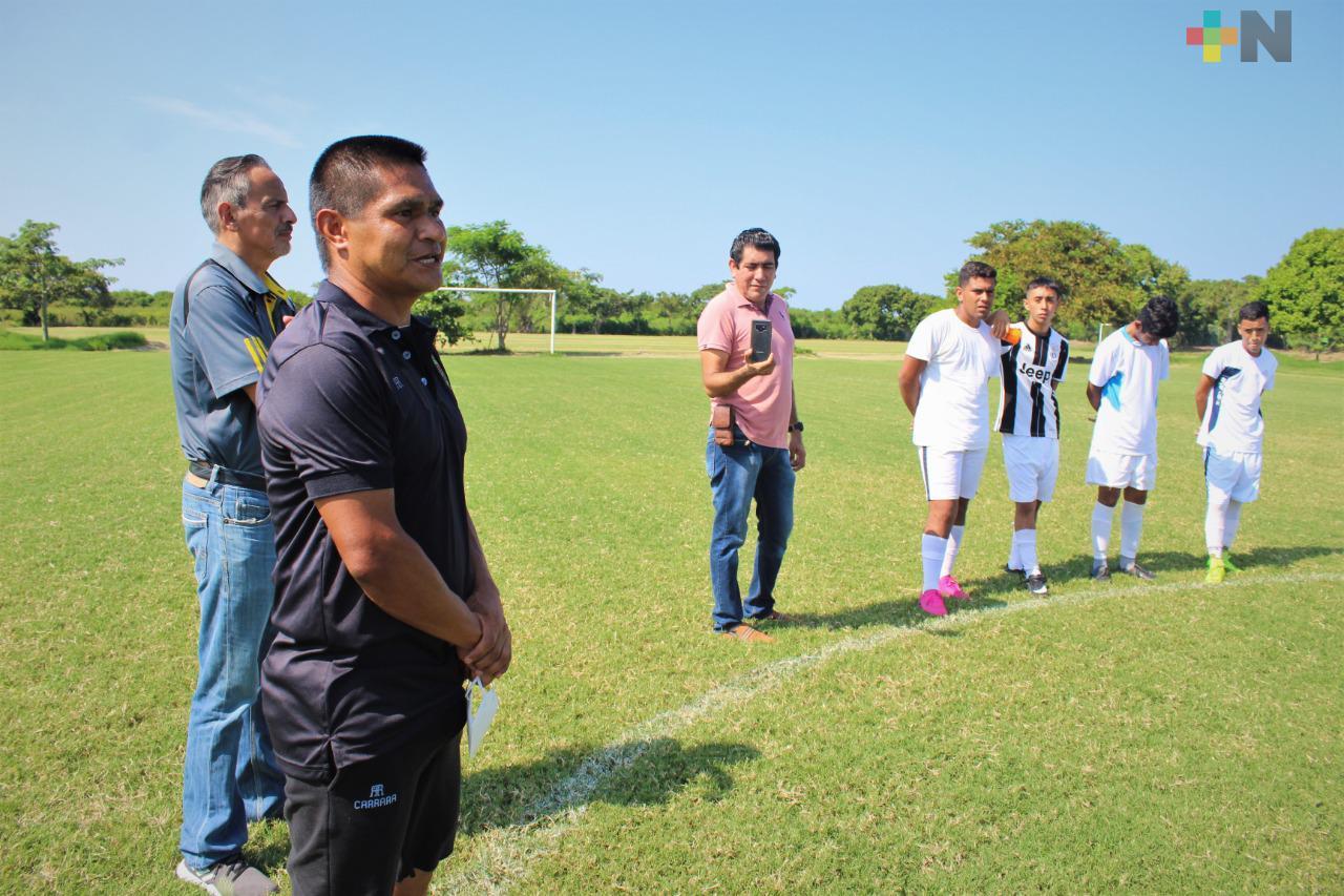 Presentan en Veracruz, la filial oficial de Juárez FC