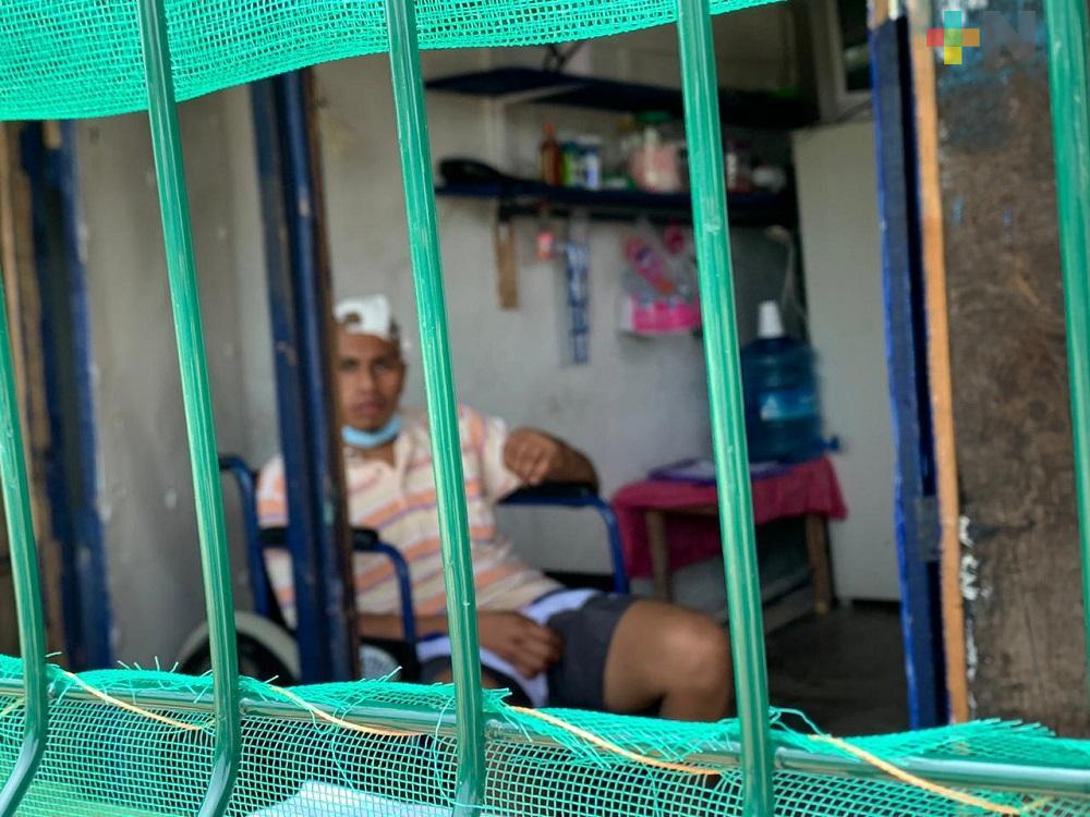 Piden apoyo para migrante hondureño agredido por otros indocumentados