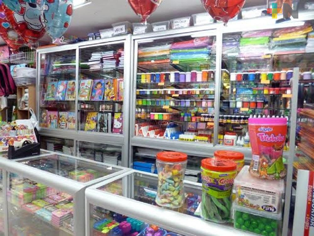 Profeco emite serie de recomendaciones para compra de útiles escolares