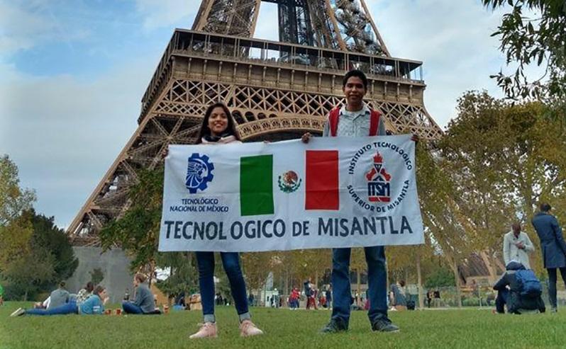 Reconoce SEV a alumnos del ITSM por cursar estudios en Francia