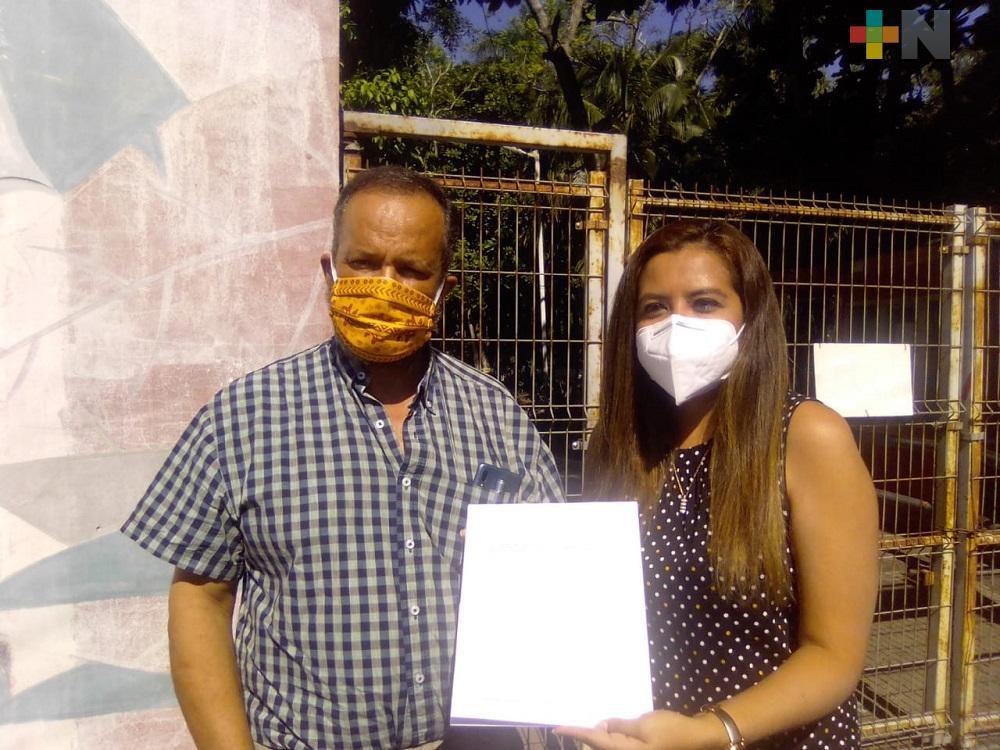 Regidora interpone denuncia ante Profepa por abandono de Zoológico en Veracruz