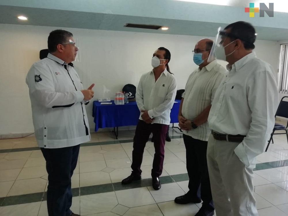 SSP presenta ante empresarios aplicación «Alerta Empresarial»