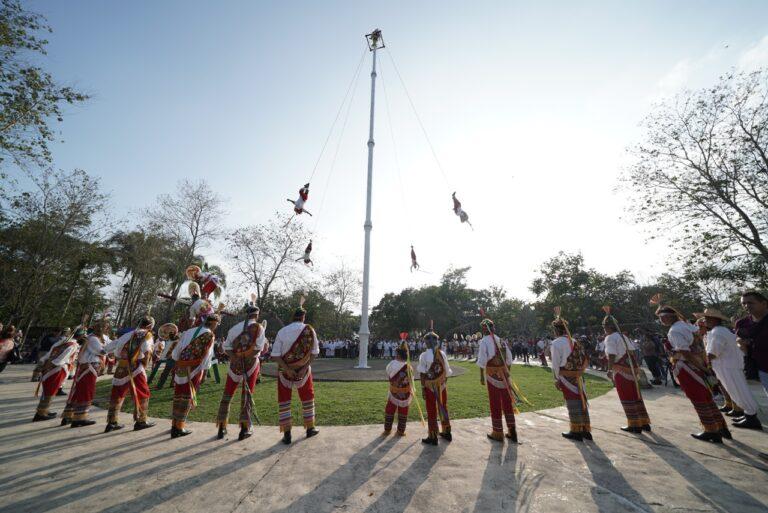 Promueve IVEC la protección y salvaguarda del Patrimonio Cultural Inmaterial