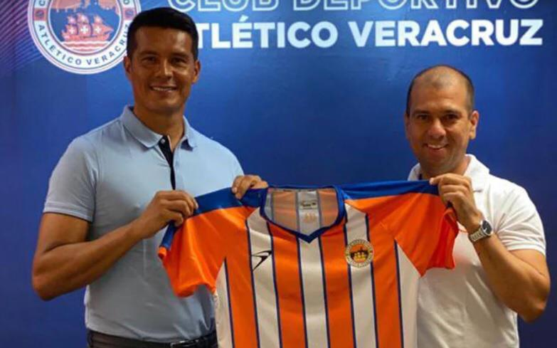 Edgar Melitón Hernández es contratado por el Atlético Veracruz