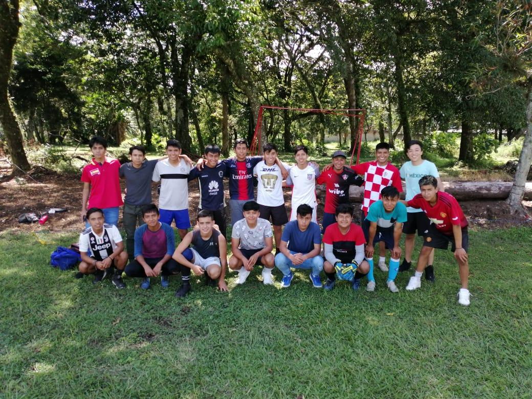 Lobos Ixtac jugará en la cuarta división de futbol